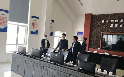 省安委会第三综合督查组到长白山北景区开展督查工作